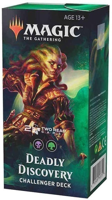 WIZARD OF THE COAST Challenger Deck 2019: Deadly Discovery 1