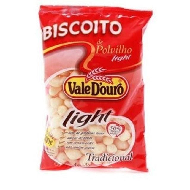 VALE D'OURO Biscoito de Polvilho Light 1
