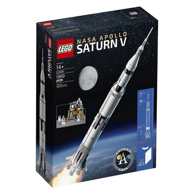 LEGO  Ideas Nasa Apollo Saturno V 1