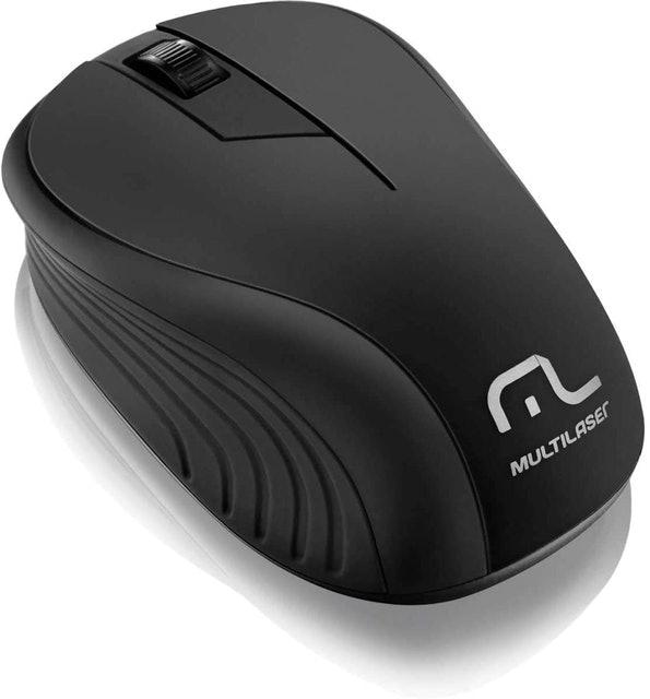 MULTILASER Mouse sem Fio 1