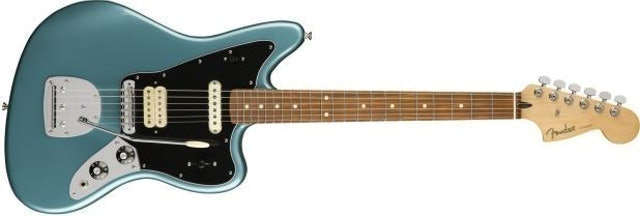 FENDER Player Jaguar PF - Tidepool 1