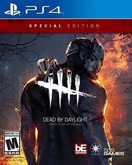505 GAMES Dead by Daylight para PS4 1