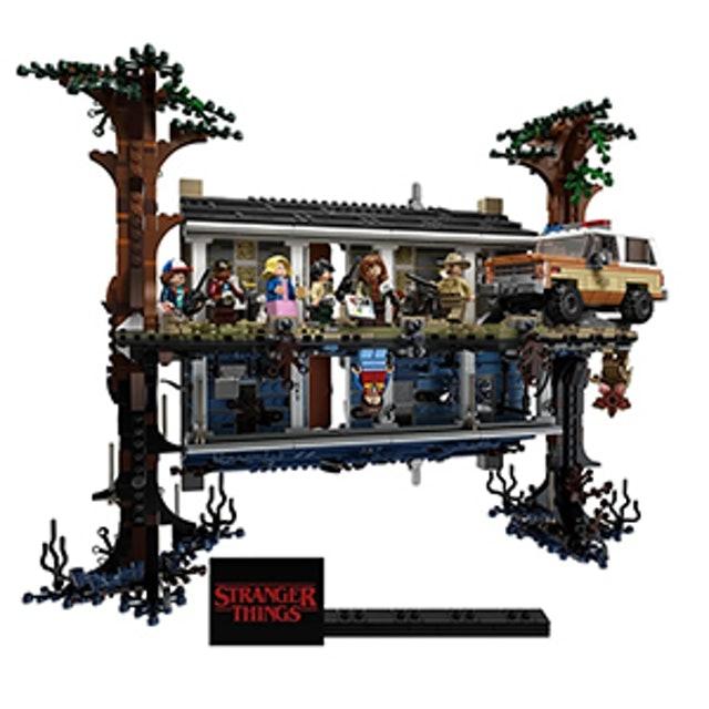 LEGO  Stranger Things – O Mundo Invertido 1