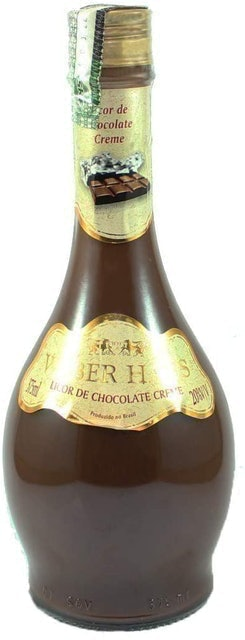 HAUS WEBER Licor de Chocolate Creme 1