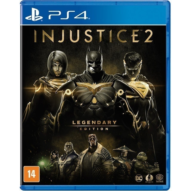 WB GAMES Injustice 2 Legendary Edition 1