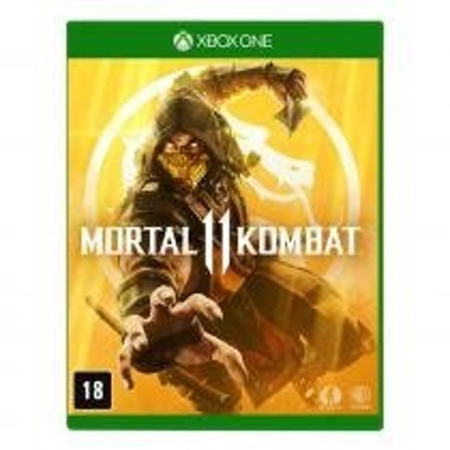 WARNER BROS Mortal Kombat 11 1