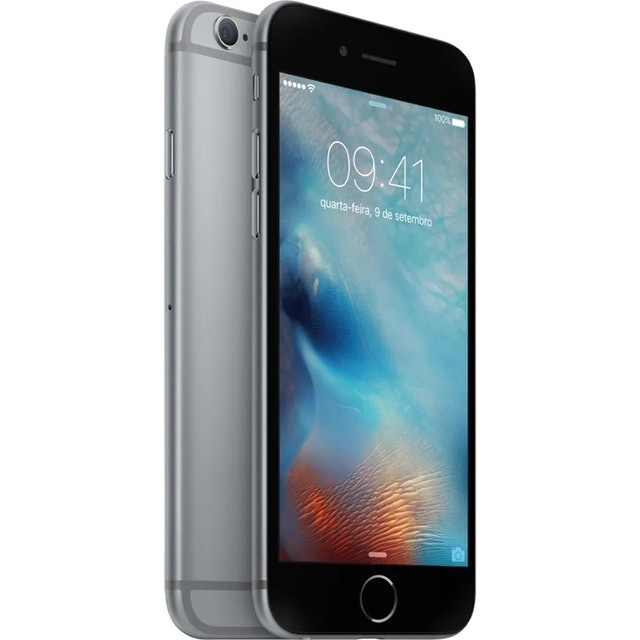 APPLE  iPhone 6s Plus Cinza Espacial 32 GB 1