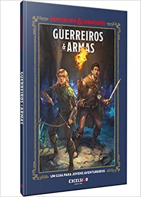 EXCELSIOR Dungeons & Dragons: Guerreiros e Armas  1