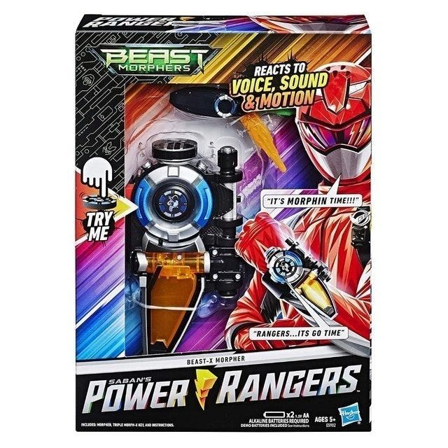HASBRO Power Rangers Beast Morphers Morfador 1