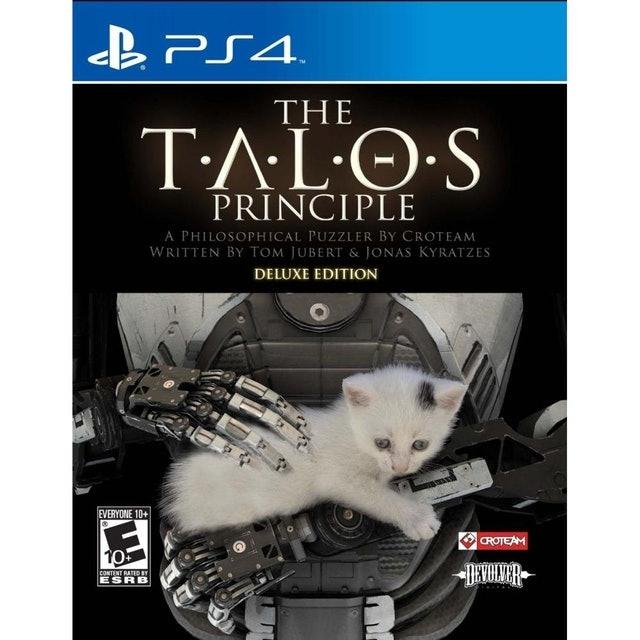 DEVOLVER DIGITAL The Talos Principle 1