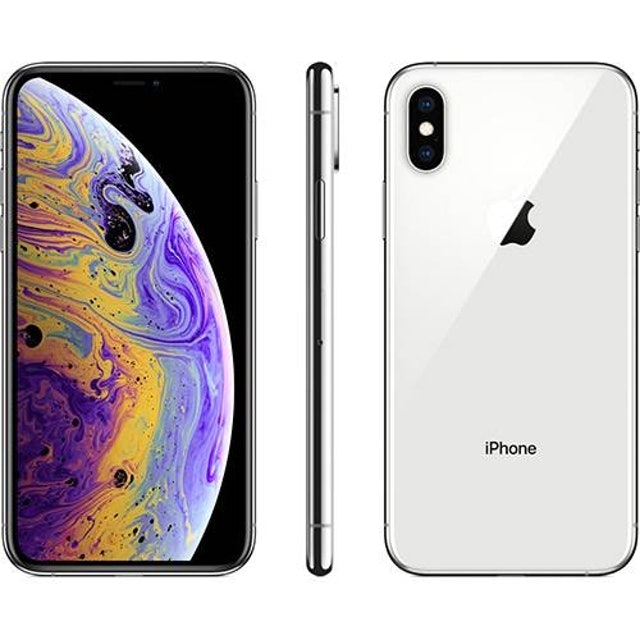 APPLE  iPhone XS Prateado 64 GB 1