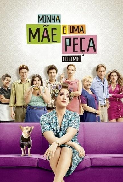 André Pellenz Minha Mãe É uma Peça: O Filme (2013) 1