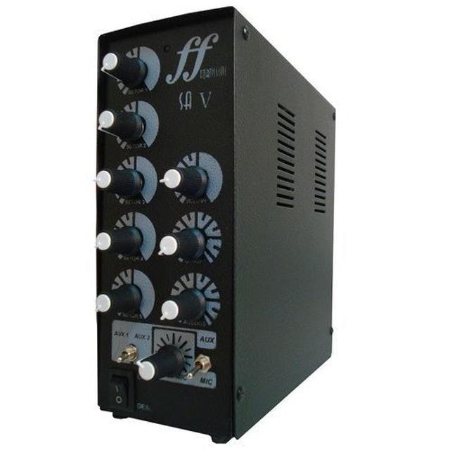 FORTÍSSIMO Amplificador de Som Ambiente SA V 1