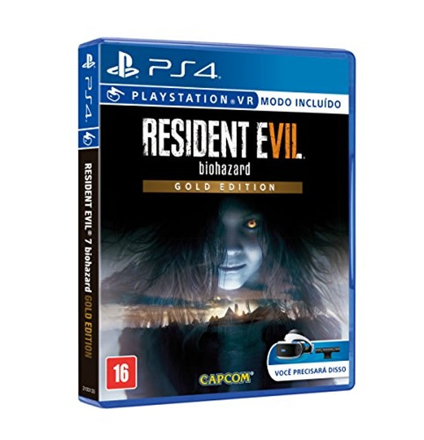CAPCOM Resident Evil 7 Biohazard Gold para PlayStation VR (PS4) 1