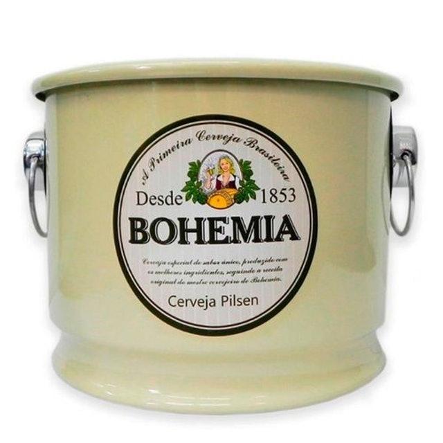 ALUMIBOM Balde de Cerveja Bohemia 12 Litros 1