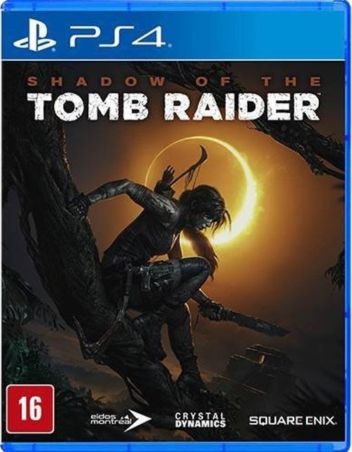 SQUARE ENIX  Shadow of The Tomb Raider 1