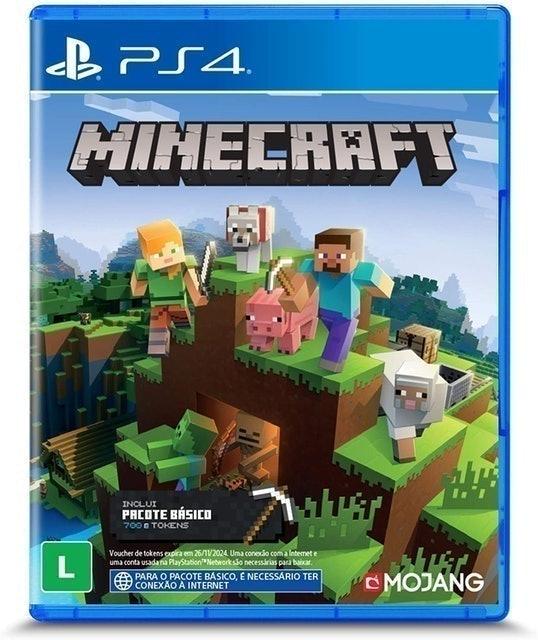 MOJANG Minecraft PS4 Edition 1