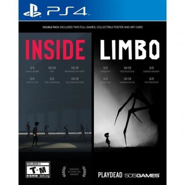 505 GAMES Inside + Limbo Double Pack 1