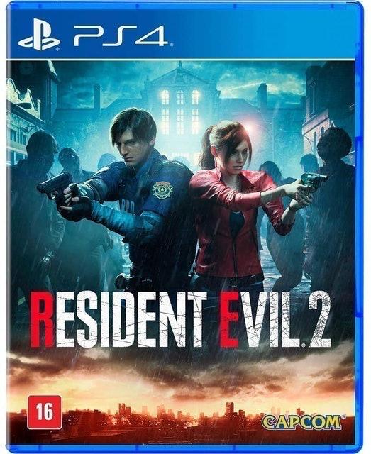 CAPCOM Resident Evil 2 para PS4 1