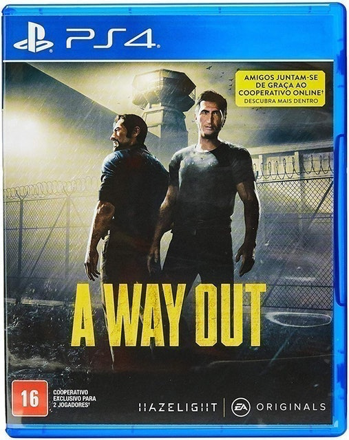 ELECTRONIC ARTS A Way Out 1