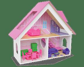 Top 10 Melhores Casinhas de Boneca em 2021 (Mattel, Candide e mais) 2