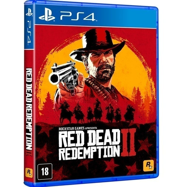 ROCKSTAR GAMES Red Dead Redemption 2 1