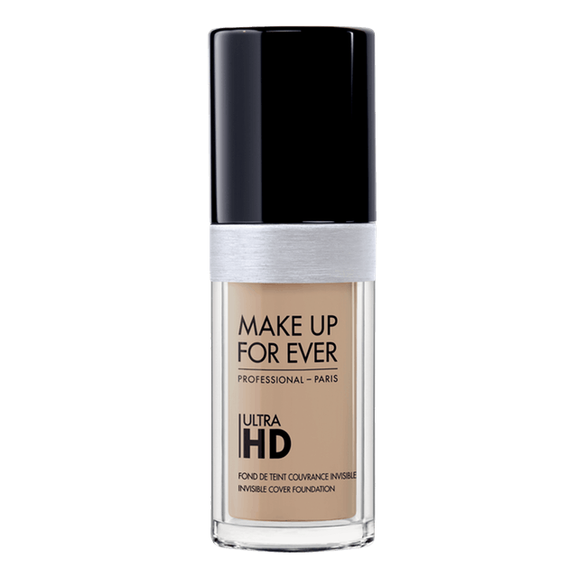 MAKE UP FOR EVER  Base Líquida Ultra HD Invisible Cover 1