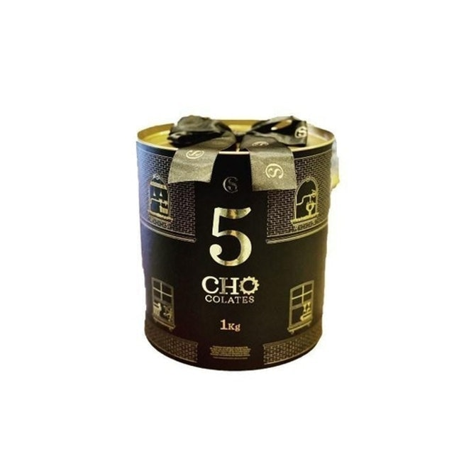 CACAU SHOW Pantone 5 Chocolates 1