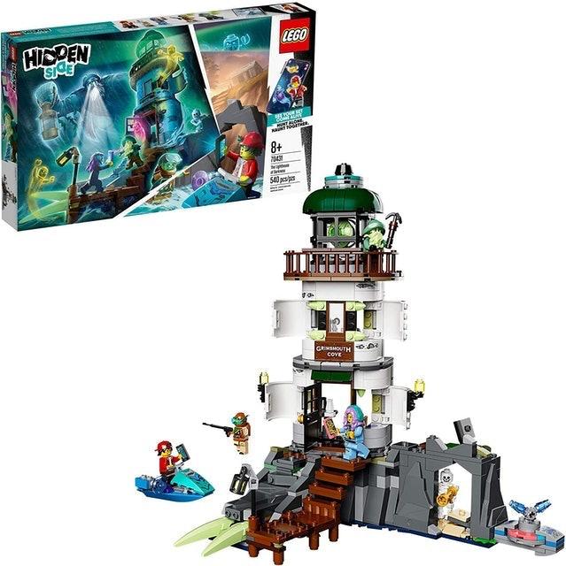LEGO LEGO Hidden Side - O Farol da Escuridão 1