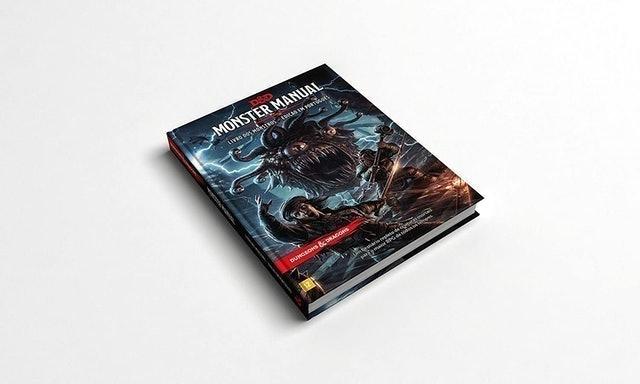 GALÀPAGOS JOGOS Dungeons & Dragons: Monster Manual 1