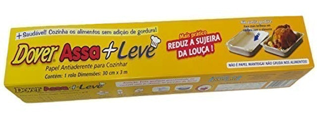 DOVER ROLL Papel Dover Assa+Leve 1