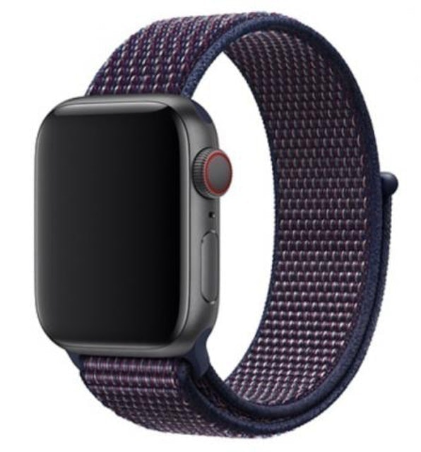 JETECH  Pulseira Nylon Sport Loop para Apple Watch 1