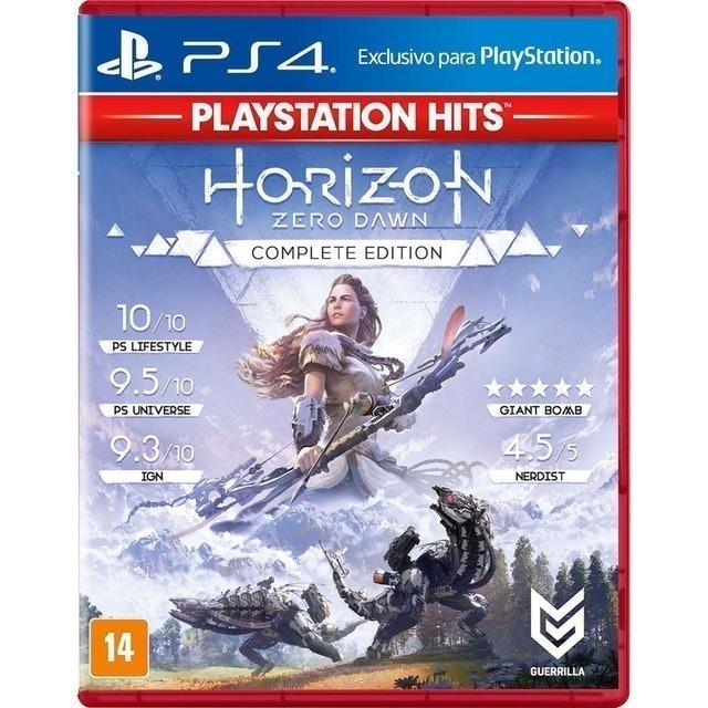 SONY Horizon Zero Dawn 1