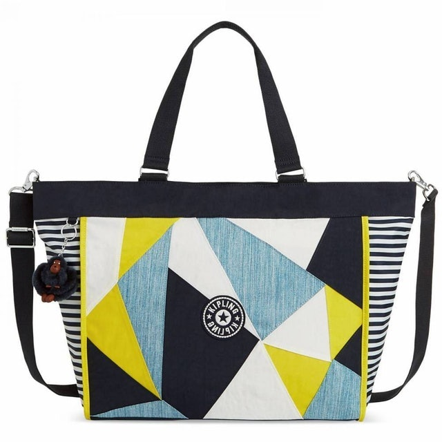KIPLING  Bolsa Feminina New Shopper 1
