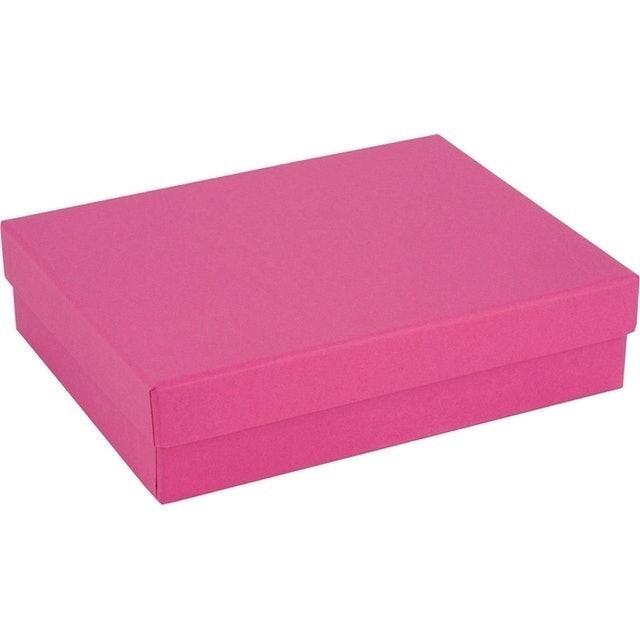 JOY PAPER Caixa de Presente Decorativa Pink 1