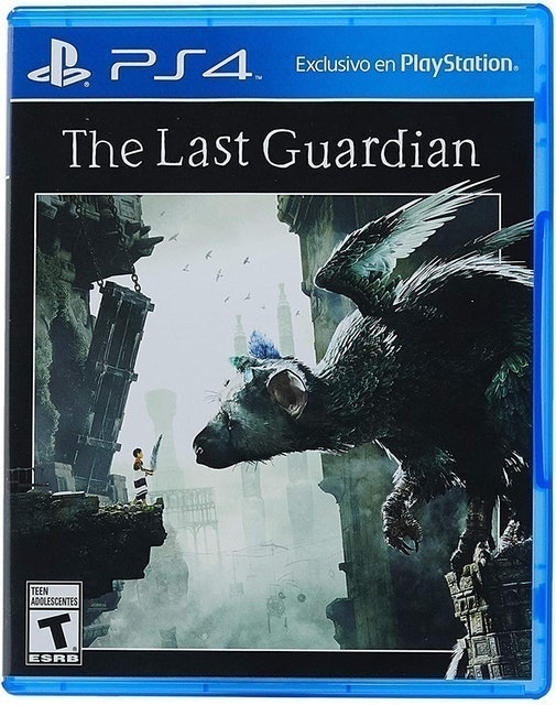 SONY The Last Guardian 1