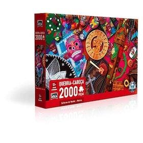 Top 10 Melhores Quebra-Cabeças 2000 Peças para Comprar em 2021 5
