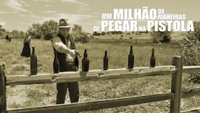 Seth Macfarlane Um Milhão de Maneiras de Pegar na Pistola (2014) 1