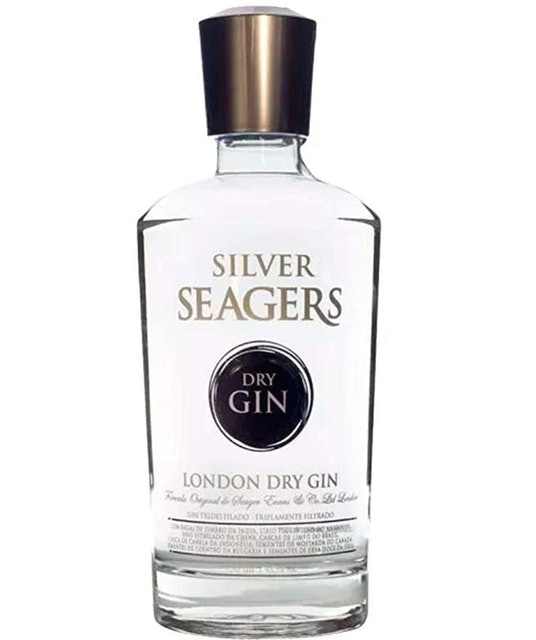 STOCK Gin Seagers Silver 1