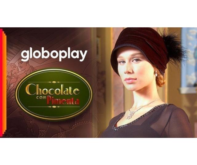 Walcyr Carrasco Chocolate com Pimenta (2003) 1