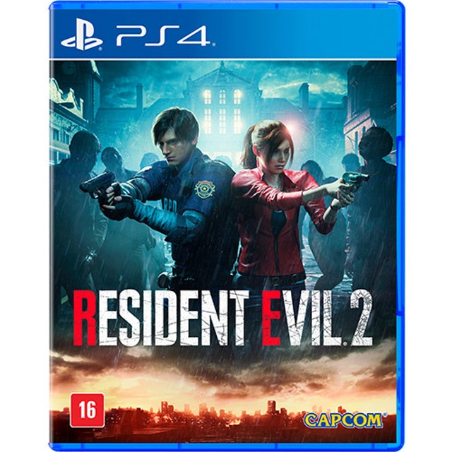 CAPCOM Resident Evil 2 1