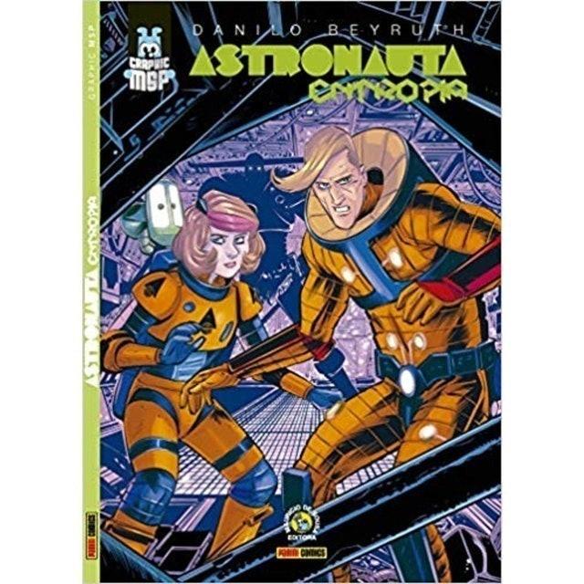 DANILO BEYRUTH Astronauta: Entropia 1