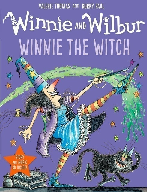 OXFORD UNIVERSITY PRESS Winnie and Wilbur: Winnie the Witch 1