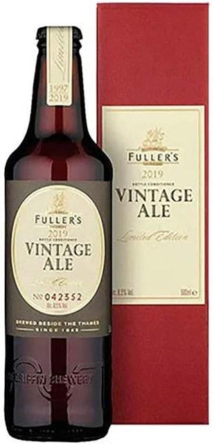 FULLER'S Cerveja Fuller's Vintage Ale 2018 1