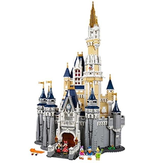 LEGO  Castelo da Disney 1