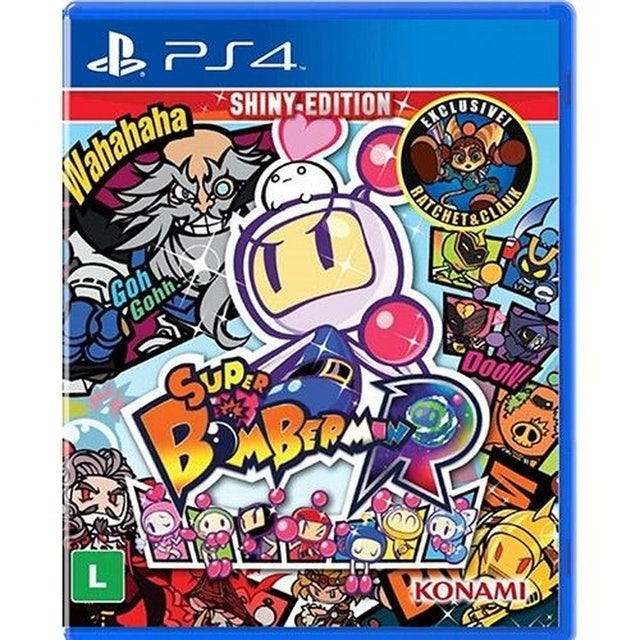 KONAMI Super Bomberman R 1