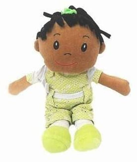 ZIP TOYS Boneca de Pano Bebel 1