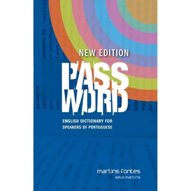 MARTINS FONTES Password: English Dictionary For Speakers Of Portuguese 1