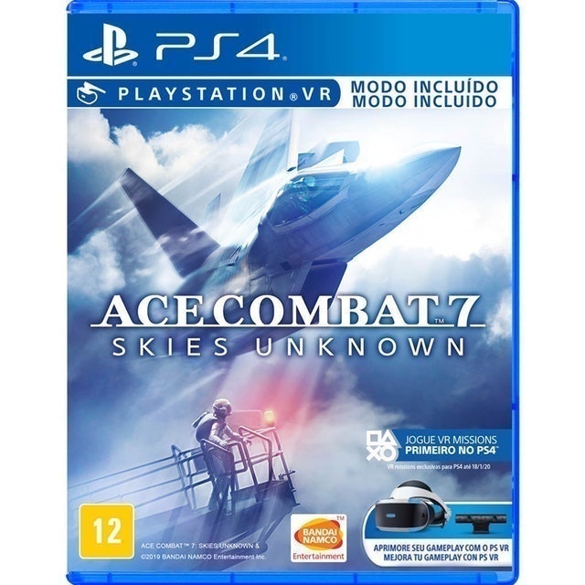 BANDAI NAMCO ENTERTAINMENT Ace Combat 7 Skies Unknown 1