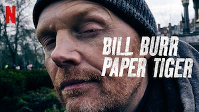 MIKE BINDER Bill Burr: Paper Tiger (2019) 1